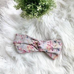 A New Day Silk Floral Head Wrap | NWOT